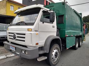 Volks 17.250 E Truck Compactador 2008 R$ 69.000,00 Financio
