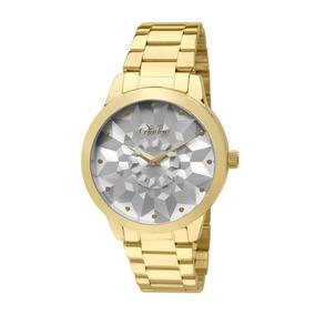 Relógio Condor Feminino Caleidoscópio Co2036koe/4c - Dourado