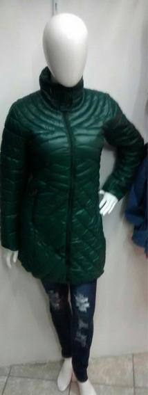Cazadora Mujer Verde. Firho