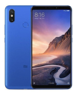 Xiaomi Mi Max 3 Dual SIM 128 GB Dark blue 6 GB RAM