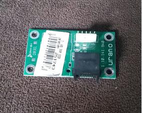 Placa Adaptador Ethernet Rj45 Urano Us 30/2 Md