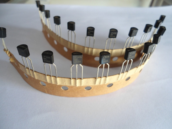 Transistor / Bc548a - Embalagem Com 20 Peças.