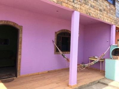 Casa Para Temporada, Jaconé, 1 Dormitório, 1 Suíte, 1 Banheiro, 1 Vaga - B00
