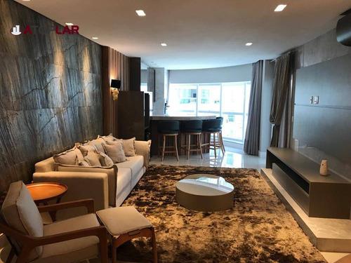 Apartamento À Venda, 152 M² Por R$ 2.350.000,00 - Pioneiros - Balneário Camboriú/sc - Ap0948