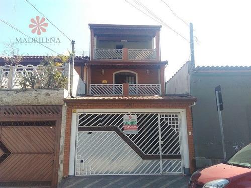 Imagem 1 de 15 de Casa Sobrado Para Venda, 5 Dormitório(s) - 769