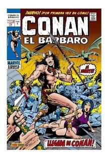 Conan El Barbaro - Roy Thomas - Panini Comics