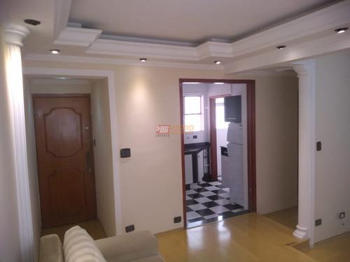 Apartamento No Bairro Anchieta Em Sao Bernardo Do Campo Com 02 Dormitorios - L-30862