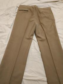 Pantalón De Vestir Retro