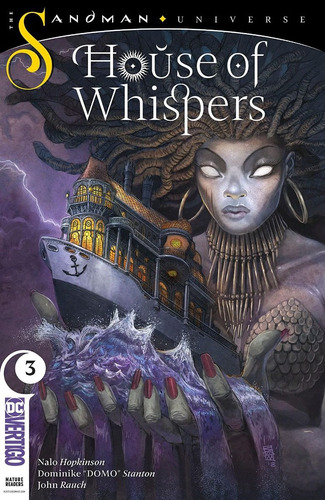 House Of Whispers #3 (2018) Sandman Universe Gaiman Vertigo