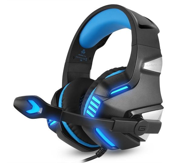 Fone Para Gaming Hunterspider Para Ps4 / Xbox Um