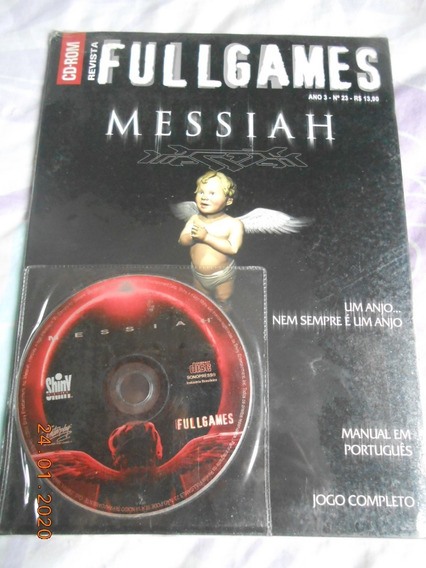 Messiah ( Game Pc ) - Fullgames & Lacrado!