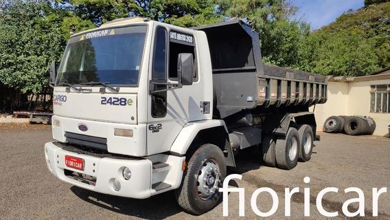 Ford Cargo 2428 2008/08 Caçamba 10mts³