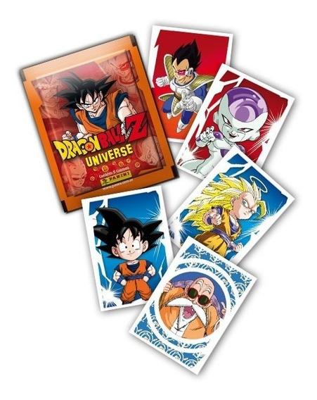 Lote 10 Figurinhas Avulsas Dragon Ball Z Universe