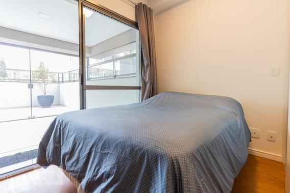 Apartamento Para Aluguel - Brooklin, 1 Quarto, 44 - 892821360