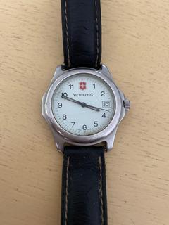Reloj Victorinox Cuero Suizo