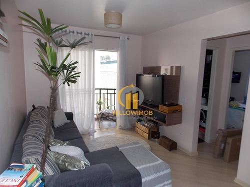 Apartamento À Venda, 57 M² Por R$ 277.000,00 - Vila Formosa - São Paulo/sp - Ap0398
