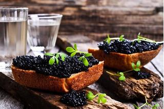 Símil Caviar Negro(consulte Por Precio Para Comercios)