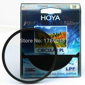 Filtro Hoya Polarizador Pro1 Digicpl 58mm (made In Japan)