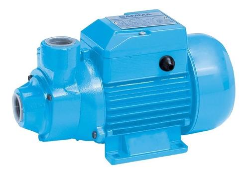 Imagen 1 de 6 de Bomba Agua Periferica 1/2 Hp Gamma Qb 60 Eleva 20mts 40lts/m