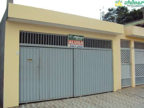 Aluguel Casa 2 Dormitórios Cidade Aracilia Guarulhos R$ 1.100,00