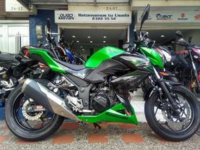 Kawasaki Z250 Bicilindrica Modelo 2018 Retomamos Tu Usada