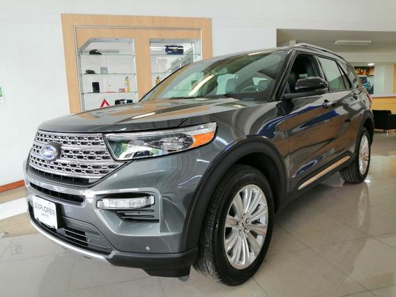 Ford Explorer Límited 2020