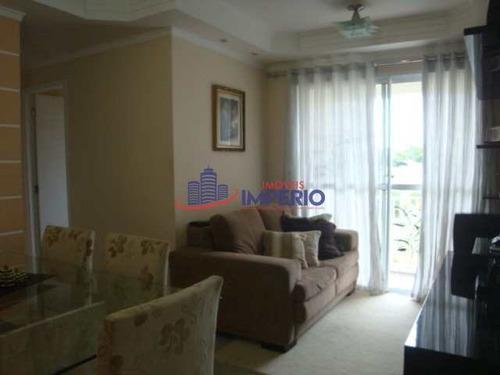 Apartamento Com 3 Dorms, Ponte Grande, Guarulhos - R$ 325 Mil, Cod: 6759 - V6759