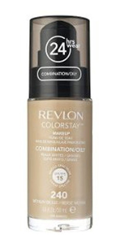 Imagen 1 de 1 de Base Maquillaje Colorstay 24hs -revlon- Piel Normal/seca