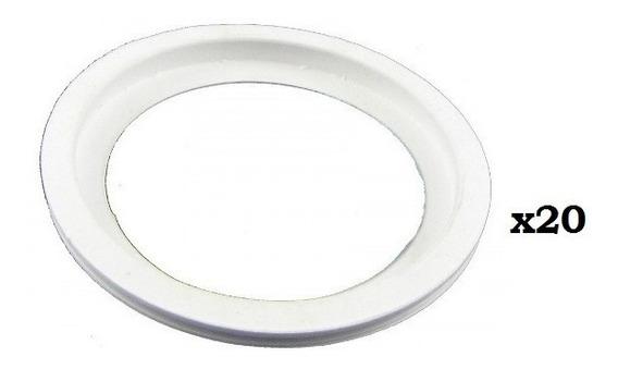 20x Anel Silicone Vedação Para Refresquera Ibbl Original Bbs