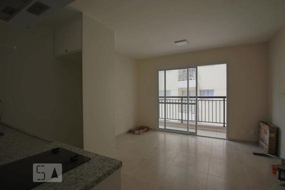 Apartamento No 7º Andar Com 1 Dormitório E 1 Garagem - Id: 892958242 - 258242
