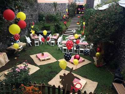 Jardin Fiesta Economico Servicio De Jardines Y Quintas En