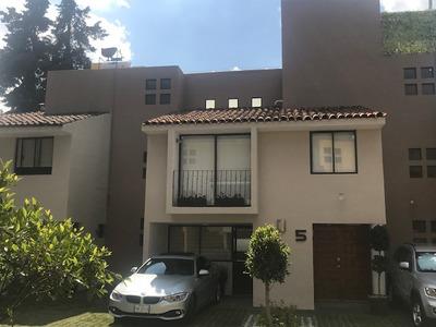 Contadero, Casa En Conjunto De 6 Casas, Remodelada