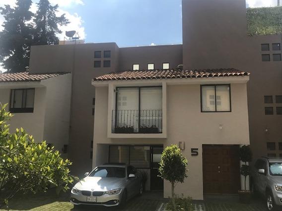 Contadero, Casa En Conjunto De 6 Casas, Con Inquilino