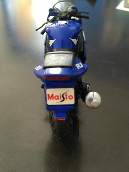 Miniatura Motos Inesquecíveis Extra Coleção Yamaha Yzf-r1