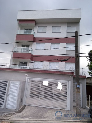 Apartamento Novo, Pronto Pra Morar, Centro De Diadema - Di5111