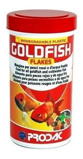 Alimento P/peces De Agua Fría Prodac Goldfish Flakes X 12 Gr