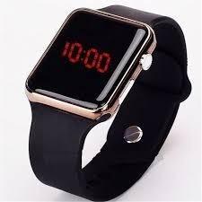 Relógio Digital Led Masculino