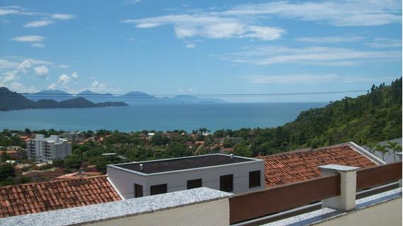 Apartamento Com Vista Para O Mar Em Ubatuba