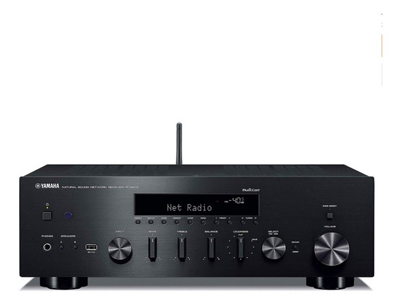Yamaha Musiccast R-n602 Stereo Network Receiver (black)