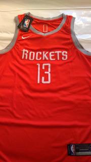 Camisa Nba Houston Rockets James Harden -pronta Entrega