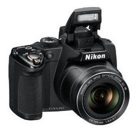 Camera Nikon Coolpix P500 - Com Defeito