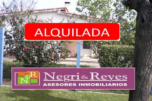 Casa En Alquiler Ciudad Del Plata