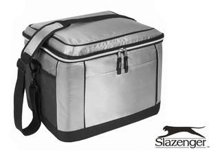 Bolso Cooler Premium Slazenger Grand Con Correa Para Colgar