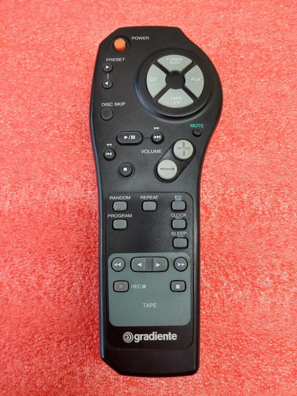 Controle Som Gradiente K-700 Original