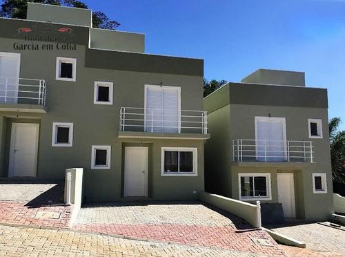 Casa A Venda No Bairro Parque Dom Henrique Em Cotia - Sp.  - M386-1