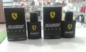 ab13e469e2 Kit Miniaturas Perfumes Ferrari - Perfumes Importados Ferrari ...