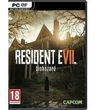 Resident Evil 7 Juego De Pc