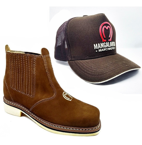 Botina Mangalarga Marchador Original Country + Bone - Oferta