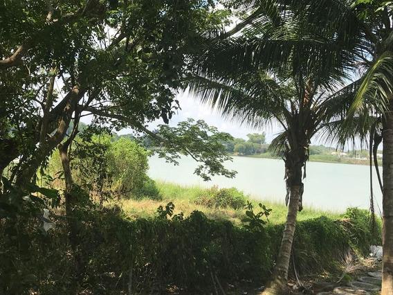 Precioso Terreno A Orillas Del Río Tuxpan