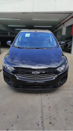 Chevrolet Joy Plus Baul Black - Fym